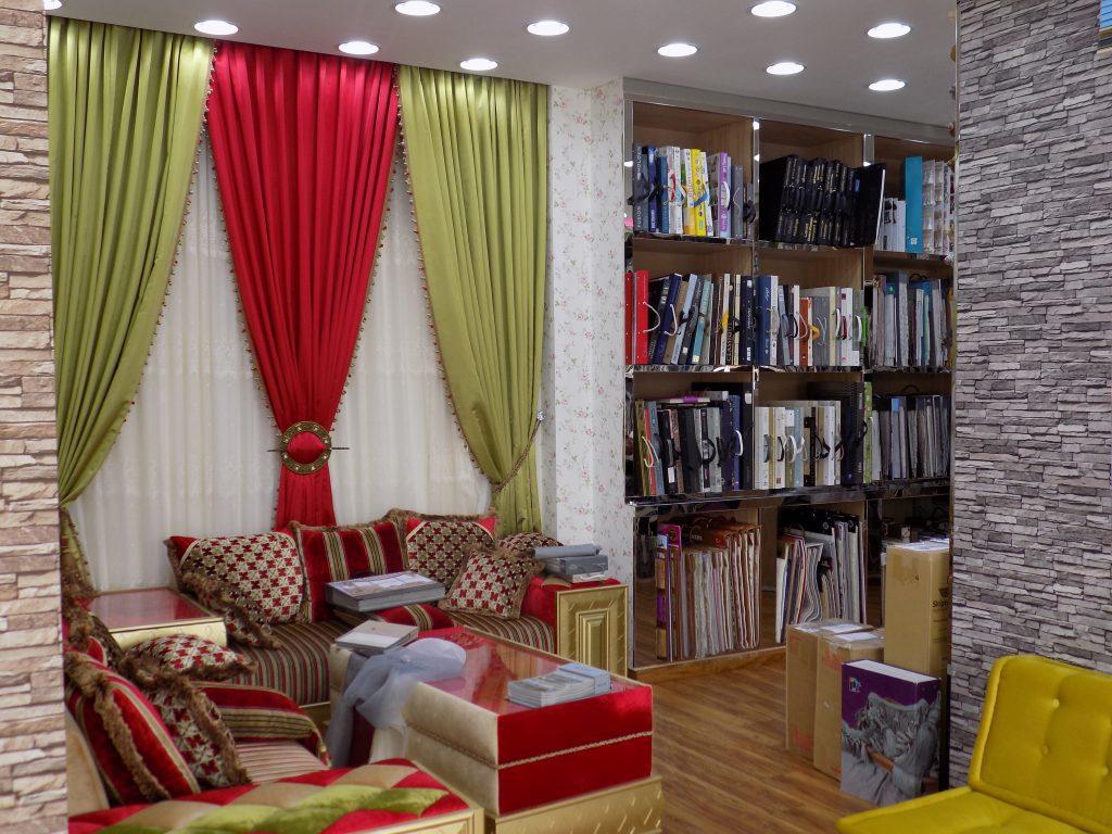 Euston Furniture Showroom