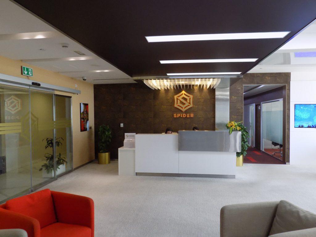 Spider Business Center